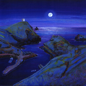BoscastleMoon-NIGHT