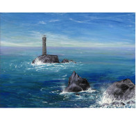 Lighthouse-Longships