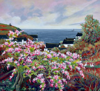 Cadgwith blossom