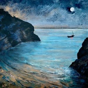 FM night sail